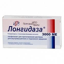 Gyertyák a prosztatitis Longidase- tól